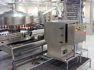 Water Bottling Equipment Photo